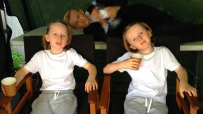 Twins Make Hollywood Debut In Tim Burton S Latest Blockbuster Anglia Itv News