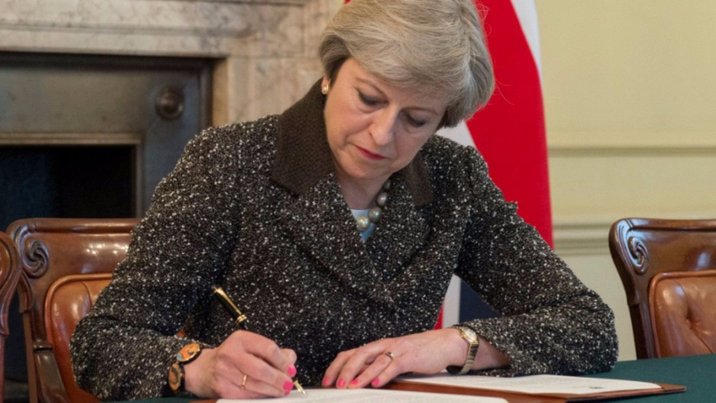Brexit chaos - Theresa Mays exit will not solve Britains