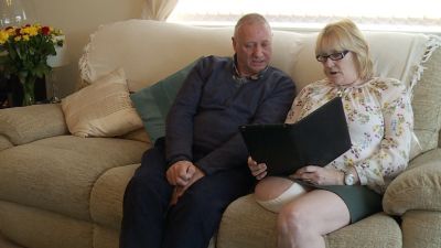 Peterborough couple speak for first time about Tunisia terror attack |  Anglia | ITV News