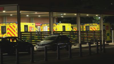 170621 GLOS A&E. ITV WEST COUNTRY
