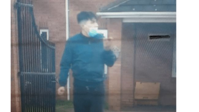 Cleveland Police would like to speak to the man pictured as they believe he could assist them with their investigation.