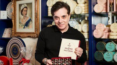 Adam Lee, chief chocolatier at Charbonnel et Walker