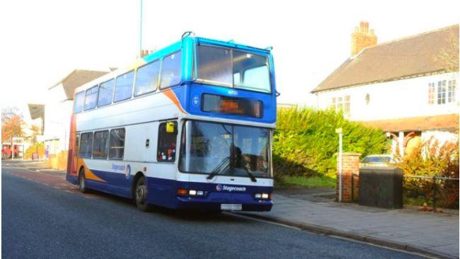 01-10-21 Generic stagecoach bus- ITV News