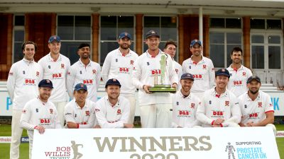 Essex won the Bob Willis Trophy final at Lord's on Sunday.