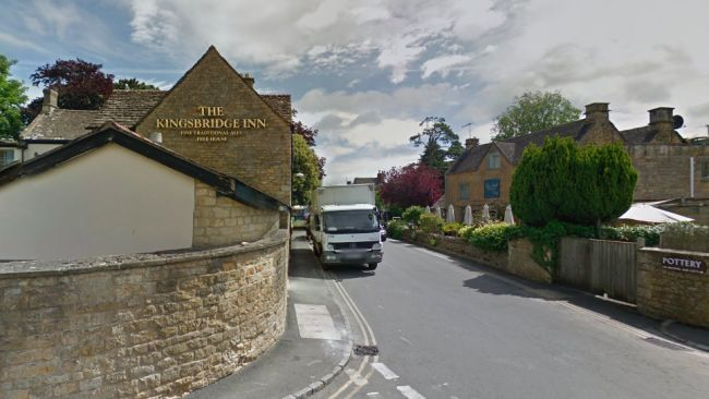 Police were called to the pub late on Saturday 28 August after reports of an altercation which left a man unconscious