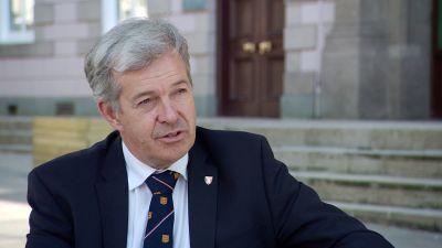 Senator John Le Fondre