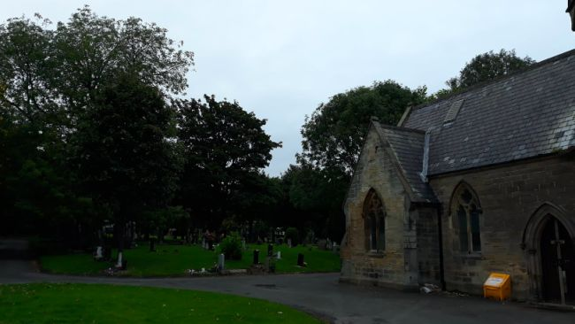 jesmond cemetery tyne tees