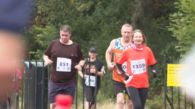 Cambridge Town and Gown 10K 1
