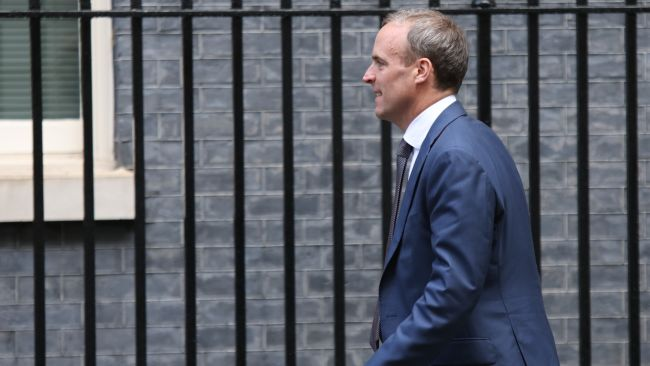 """Deputy Prime Minister Dominic Raab has suggested offenders who have been given community sentences could be used to address the country's lack of HGV drivers amid continuing concerns about fuel shortages.  Panic buying sparked by concerns a lack of lorry drivers would prevent supplies reaching fuel pumps has brought long queues and pockets of aggression at petrol station forecourts over the last few days.  Business Secretary Kwasi Kwarteng has announced soldiers could be drafted in to drive tankers in the next couple of days to help alleviate the problem.  Mr Raab, who was made Justice Secretary in Prime Minister Boris Johnson's recent ministerial reshuffle, has dismissed Labour's call for 100,000 migrant visas to be issued to provide sufficient drivers.  The former Foreign Secretary said the move would leave the country reliant in the long term on labour coming from abroad, and instead suggested the gap could be filled in another way.  """"We've been getting prisoners and offenders to do volunteering and unpaid work,"""" Mr Raab told The Spectator, in comments carried by The Times.  """"Why not if there are shortages encourage them to do paid work where there's a benefit for the economy, benefit for society?  """"If you give people skin in the game, give them something to lose, if you give them some hope, they're much less likely to re-offend.""""  It comes as motorists say there is still not enough fuel despite The Petrol Retailers Association (PRA)'s latest survey of its members finding just over one-in-four had run dry, down from more than a third on Tuesday.  Ministers said they expected the situation to improve further, with the first troops driving tankers expected to appear on the roads """"in the next couple of days"""".  Some roads around London have become gridlocked as motorists hunted for stations that have fuel, with some carrying petrol cans, plastic jugs and water bottles to stock up, and there were even reports of violence in a handful of places.  PRA executive director"""