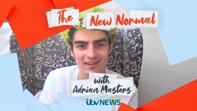 The New Normal guest Owen Hurcum, non-binary mayor