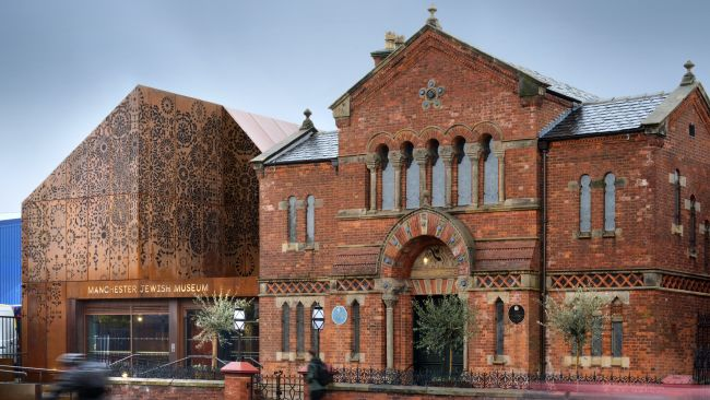Manchester's revamped Jewish Museum prepares to open its doors