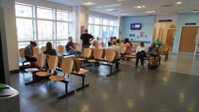 Hospital Waiting Room To Be Food Free Amid Allergy Fears Utv Itv News
