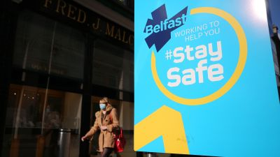 New coronavirus restrictions come into force across Northern Ireland.