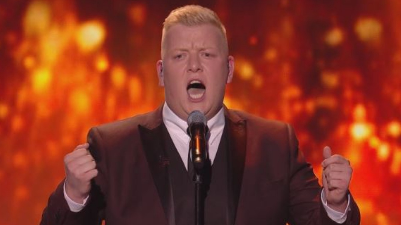 22 Year Old Welsh Opera Singer Through To Britain S Got Talent Final Wales Itv News