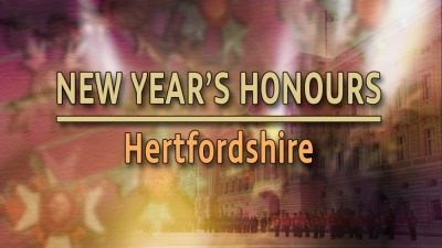 New Year S Honours In Hertfordshire Anglia Itv News