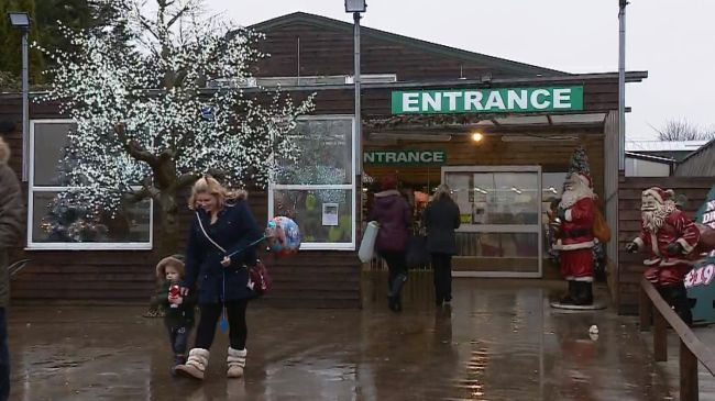 Garden Centre And Winter Wonderland Ordered To Close Anglia Itv News