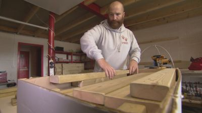 Cardiff Dad Who Started Business After Tragic Accident Gets Backing From Entrepreneur Itv News Wales
