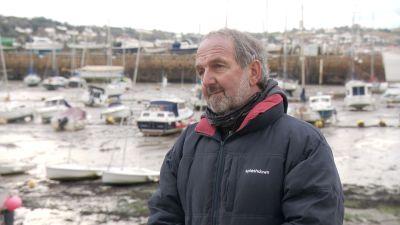 Don Thompson, President of Jersey Fishermen's Association