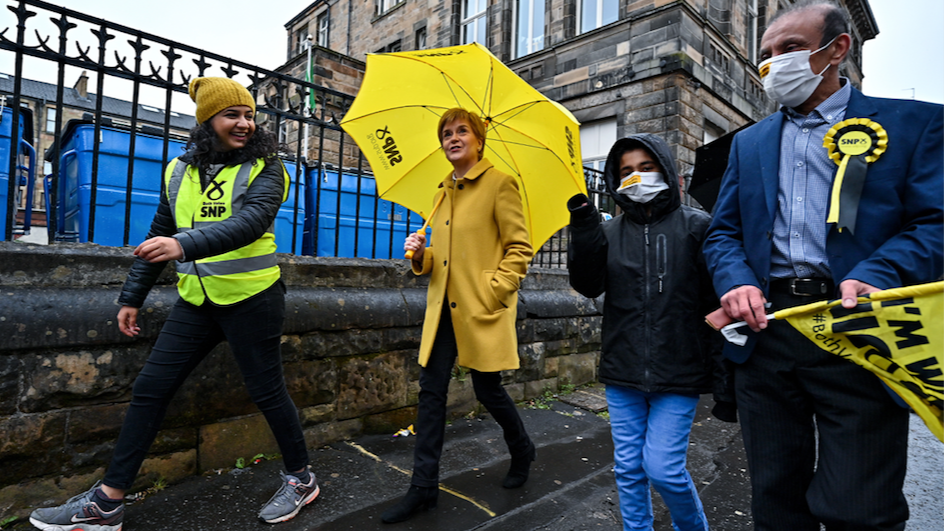 The marginal seats that could shape the future of Scotland... and the Union   ITV News