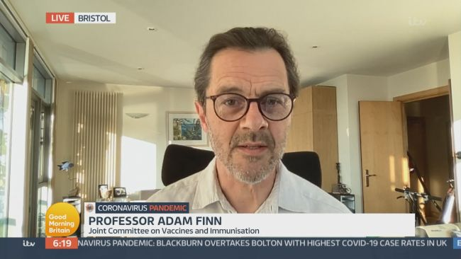 Lockdown easing delay 'extremely welcome', says Bristol vaccine expert; ITV  News West Country