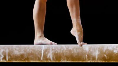 0907 gymnast stock