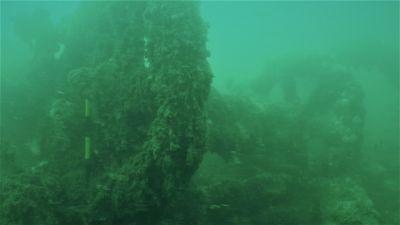 Goodwin sands wreck