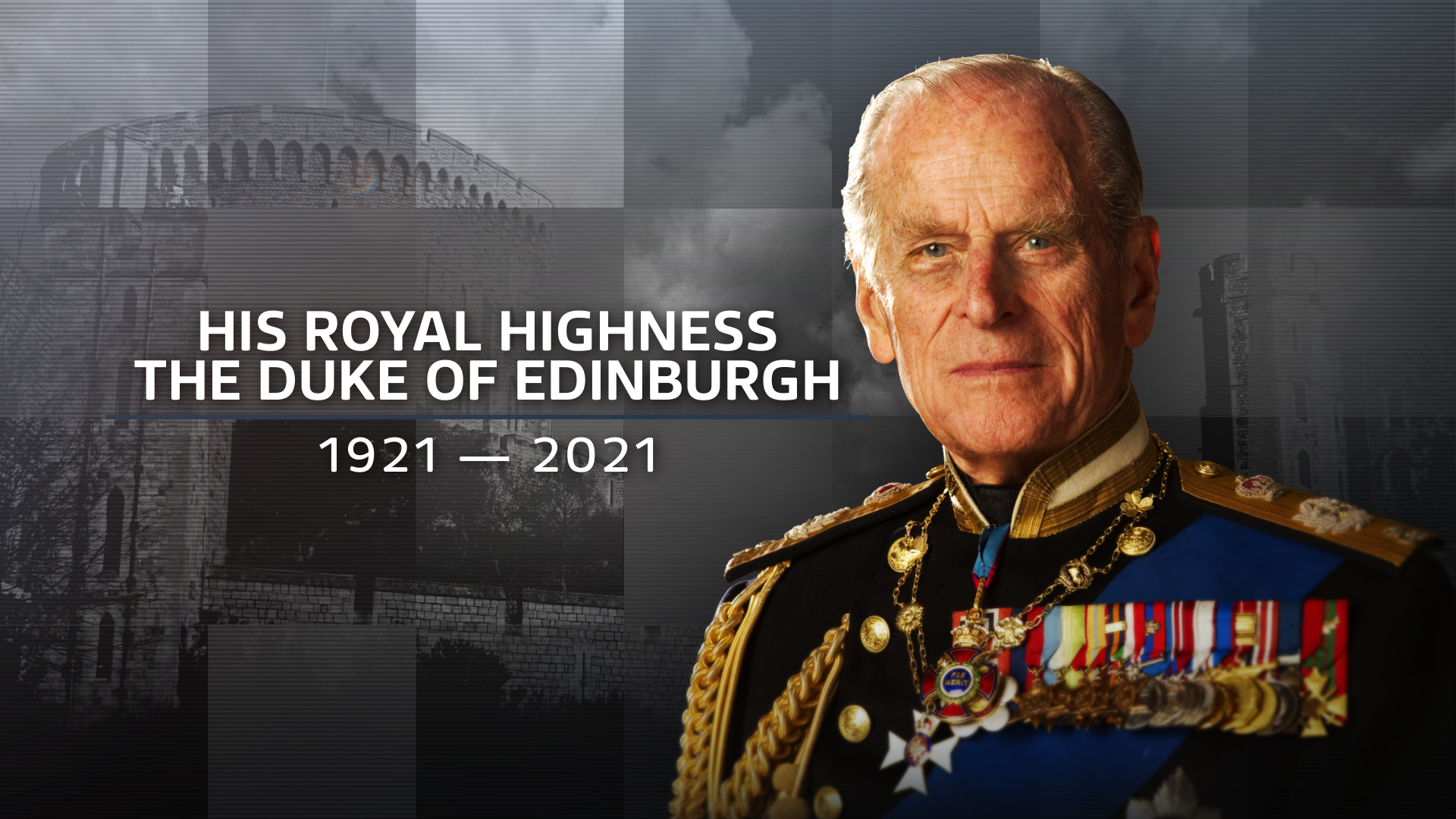 His Royal Highness The Duke of Edinburgh has died, Buckingham Palace has  announced | ITV News