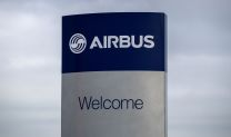 Airbus sign