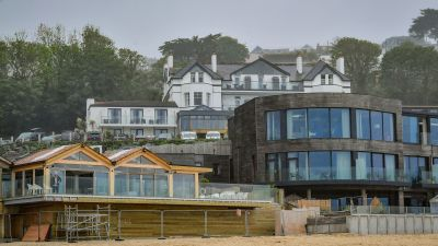 Carbis Bay Hotel/PA IMAGES