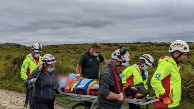 East cornwall rescue team