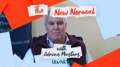 Andrew RT Davies new normal