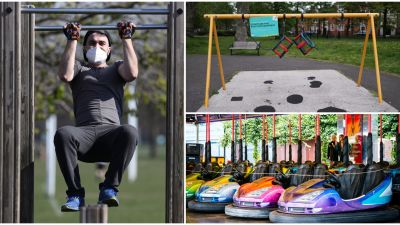 170720 Playground, outdoor gyms