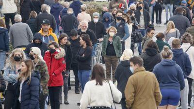Gvs of people in Batley