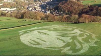 6,000 children artwork by Sand in Your Eye