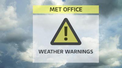 Weather Generic Warning HERO IMAGE