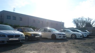 Cars seized by PSNI in raid in Newry