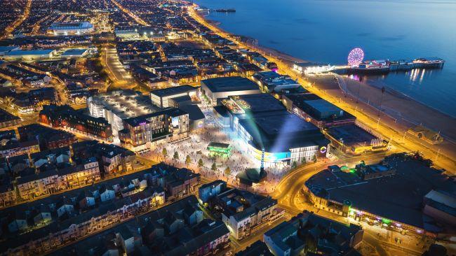 Blackpool Regeneration