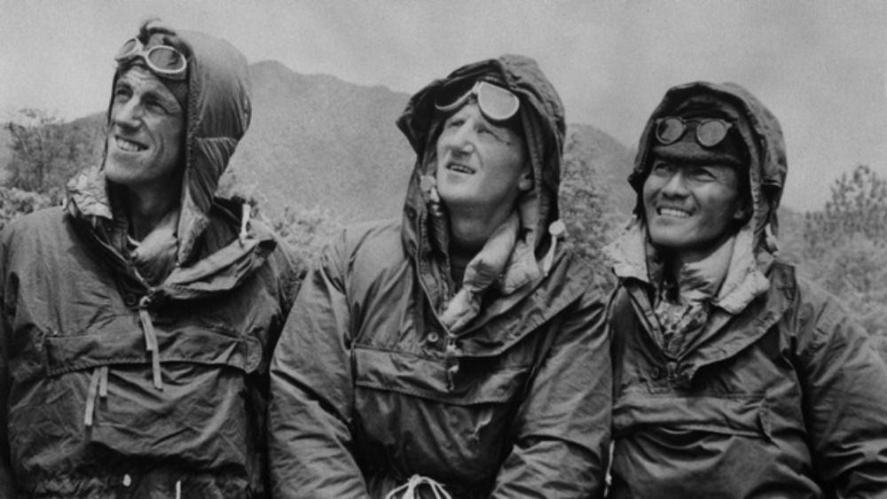60 years since Sir Edmund Hillary and Tenzing Norgay reached ...