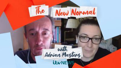 Matt and Lauren New Normal guests