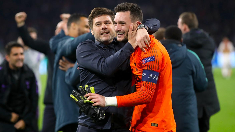 Hugo Lloris desperate to win Champions League trophy for Mauricio Pochettino | ITV News