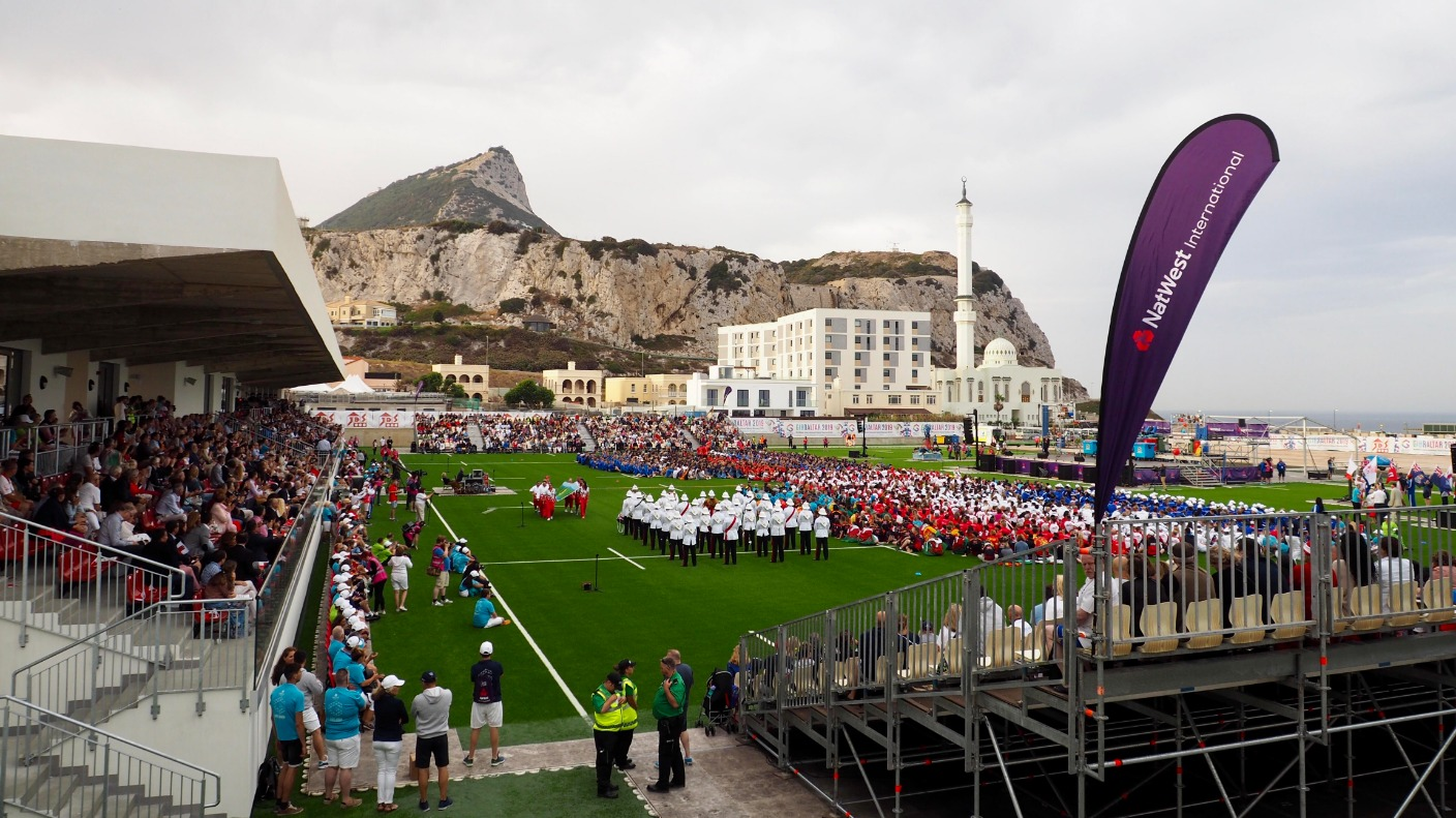 Gibraltar 2019: Island Games officially opened | Channel | ITV News