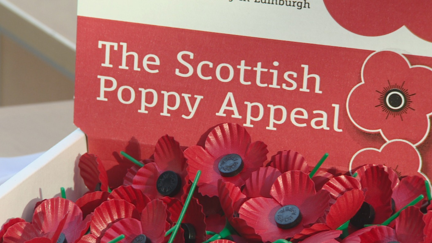 New poppy sellers wanted after donations drop   ITV News Border