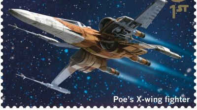 Star Wars Themed Stamps To Mark Release Of New Film Itv News