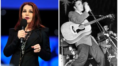 Priscilla Presley To Host Elvis In Concert At Motorpoint Arena Cardiff Itv News