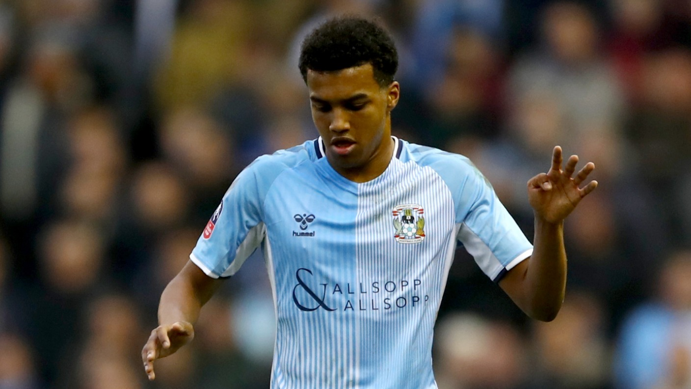 Norwich City Swoop For Highly Rated Coventry City Left Back Sam Mccallum Anglia Itv News