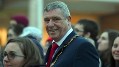 150721 Nigel Gawthrope former Cambridge Mayor