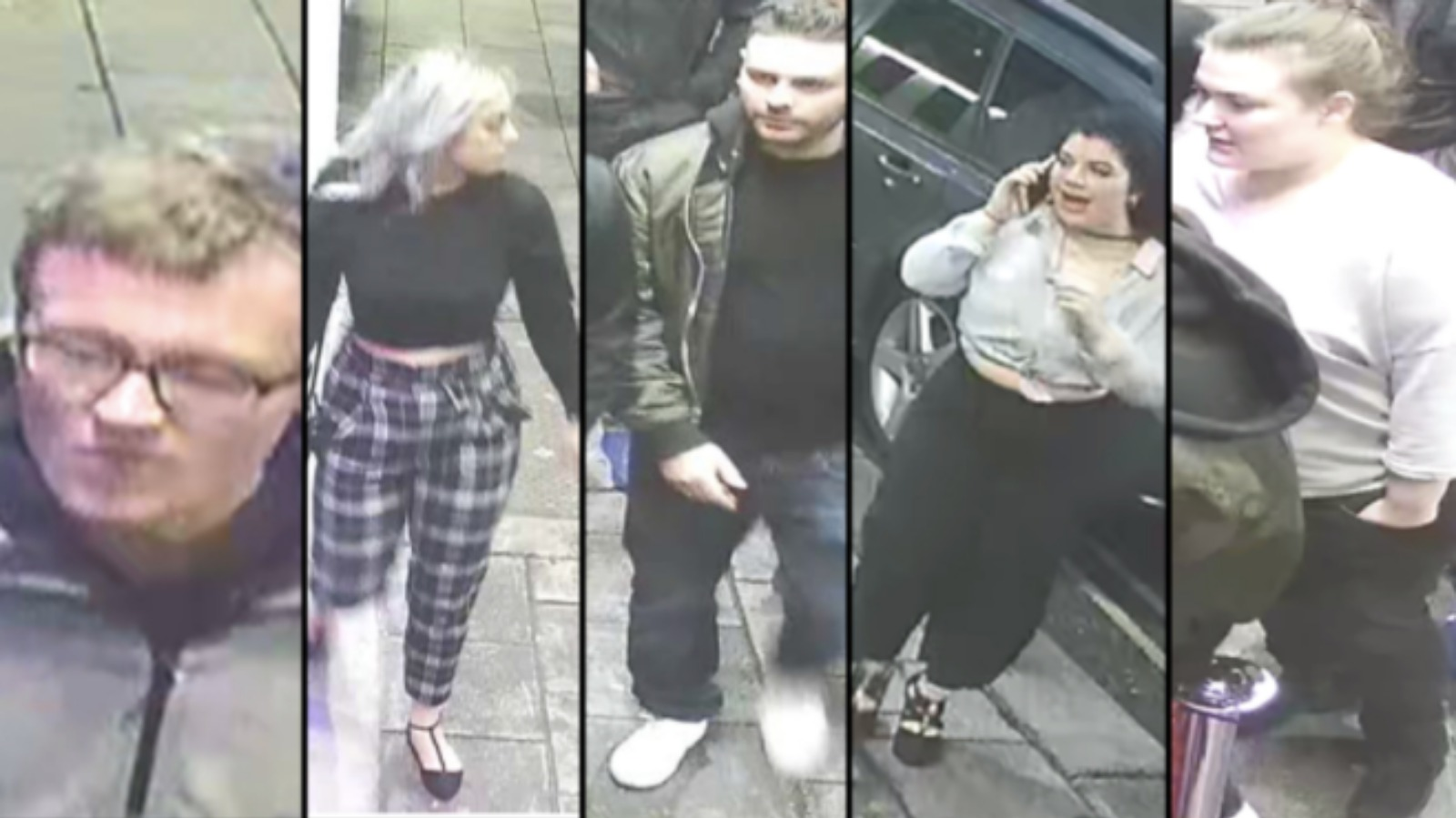 Chesterfield bar death appeal: Police release images of potential witnesses  | Calendar | ITV News
