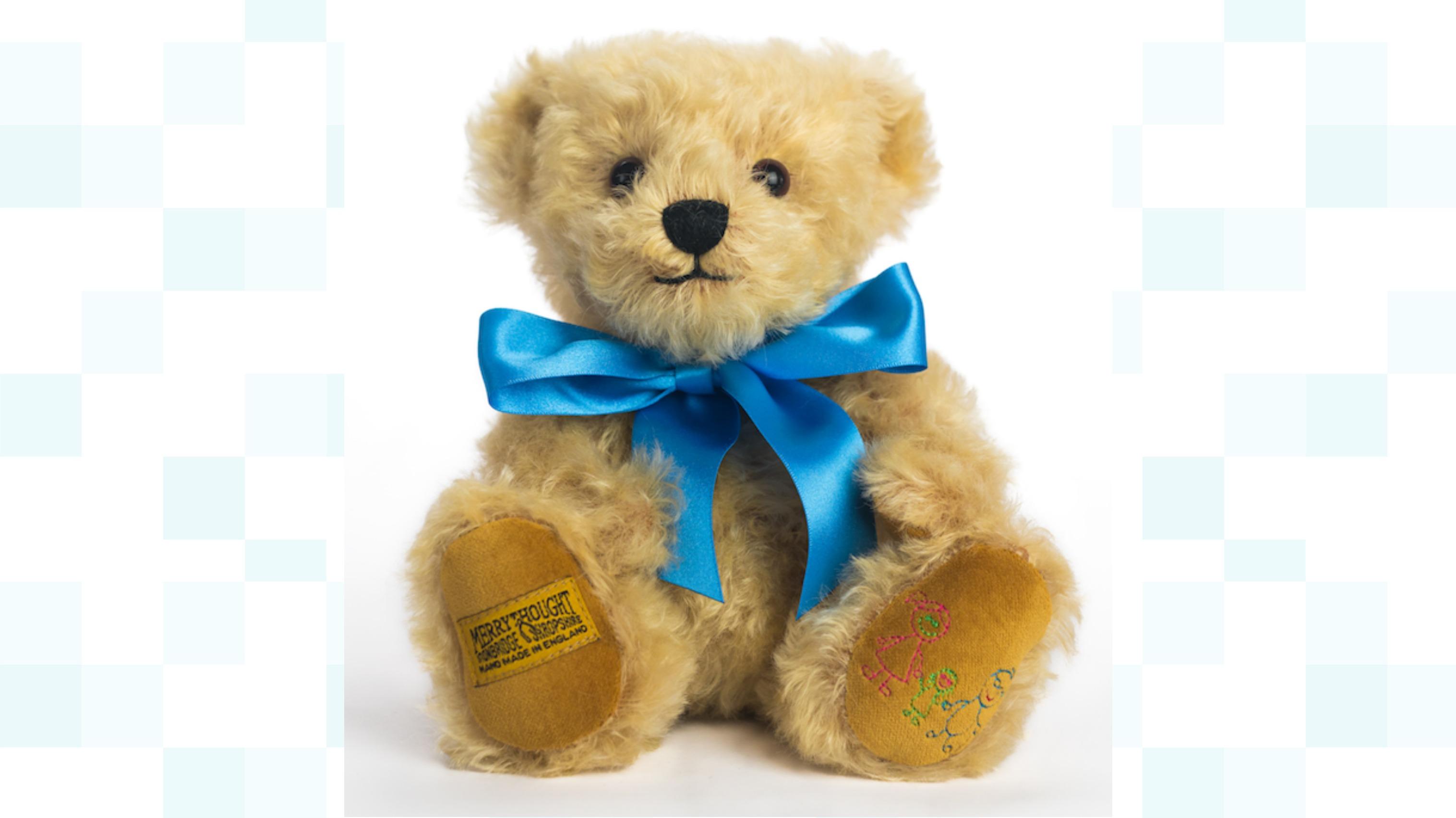 Teddy Cares NHS ANGEL Teddy Bear 2020