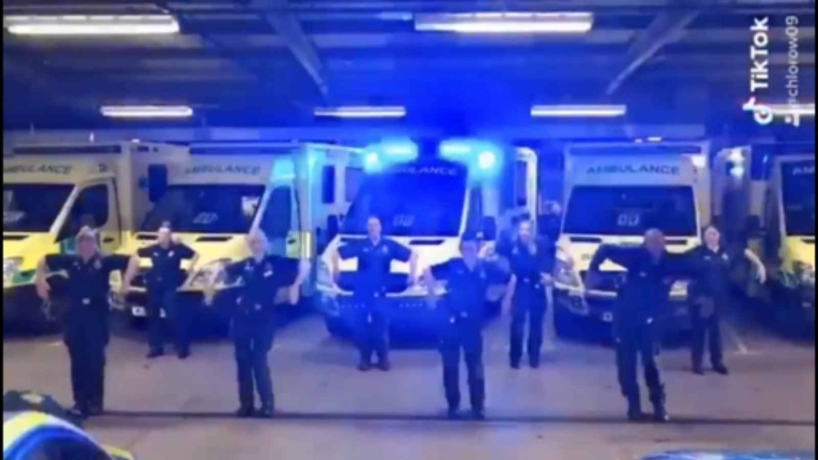 South Western Ambulance Paramedics Follow Exeter Hospital Staff In Synchronised Dance Routine West Country Itv News I'm not like other girls, i'm on alt tik tok (follow me on tik tok @vapordad). exeter hospital staff in synchronised