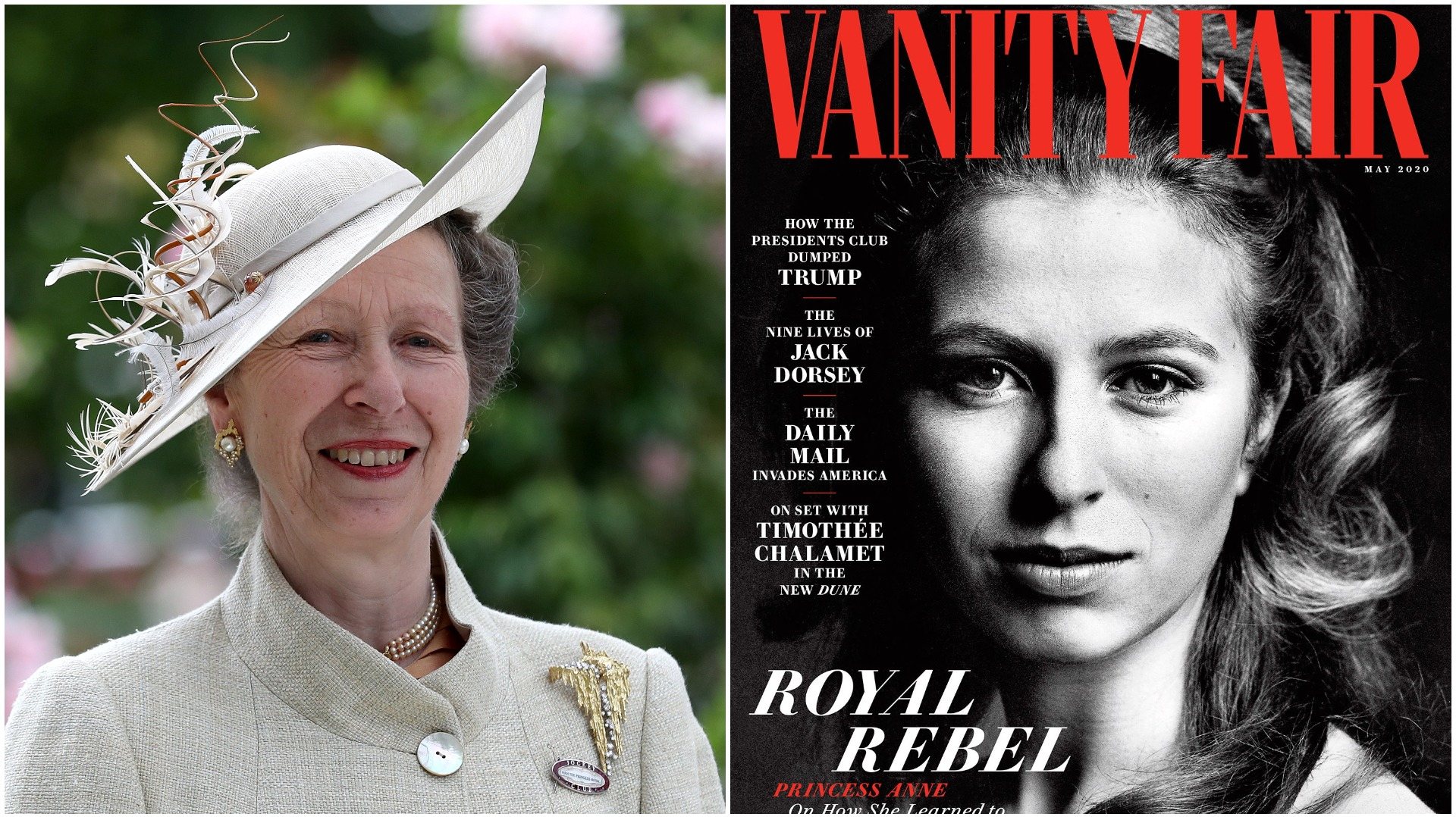 Princess Anne Warns Younger Royals To Go Back To Basics When It Comes To Public Service In Rare Interview Itv News